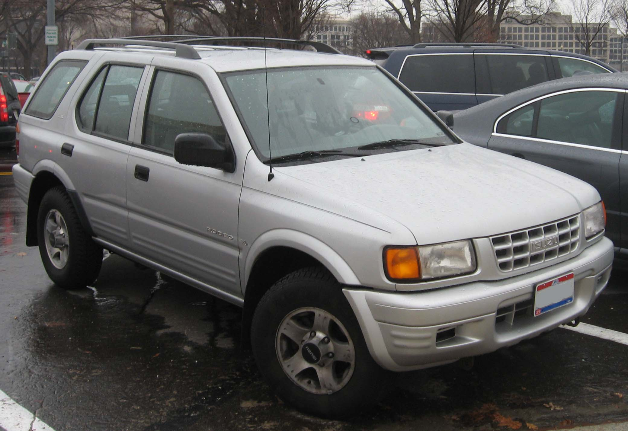 Isuzu Rodeo #6