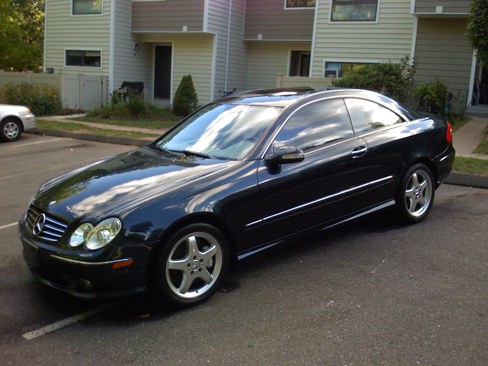 2004 Mercedes-Benz CLK #3
