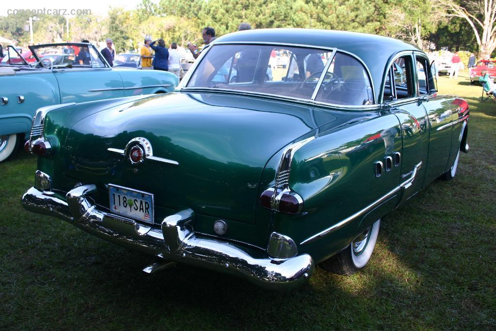1954 Packard Patrician #14