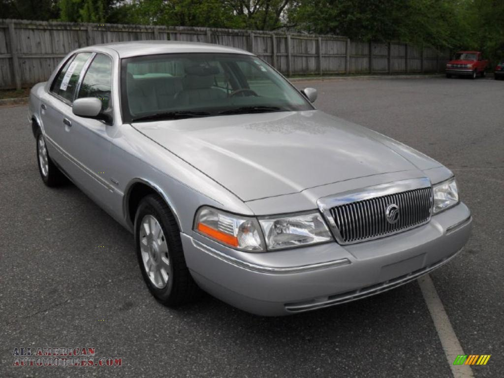 2003 mercury grand marquis photos informations articles. Black Bedroom Furniture Sets. Home Design Ideas