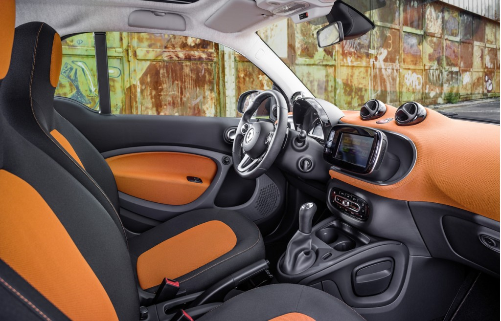 2016 Smart Fortwo #4