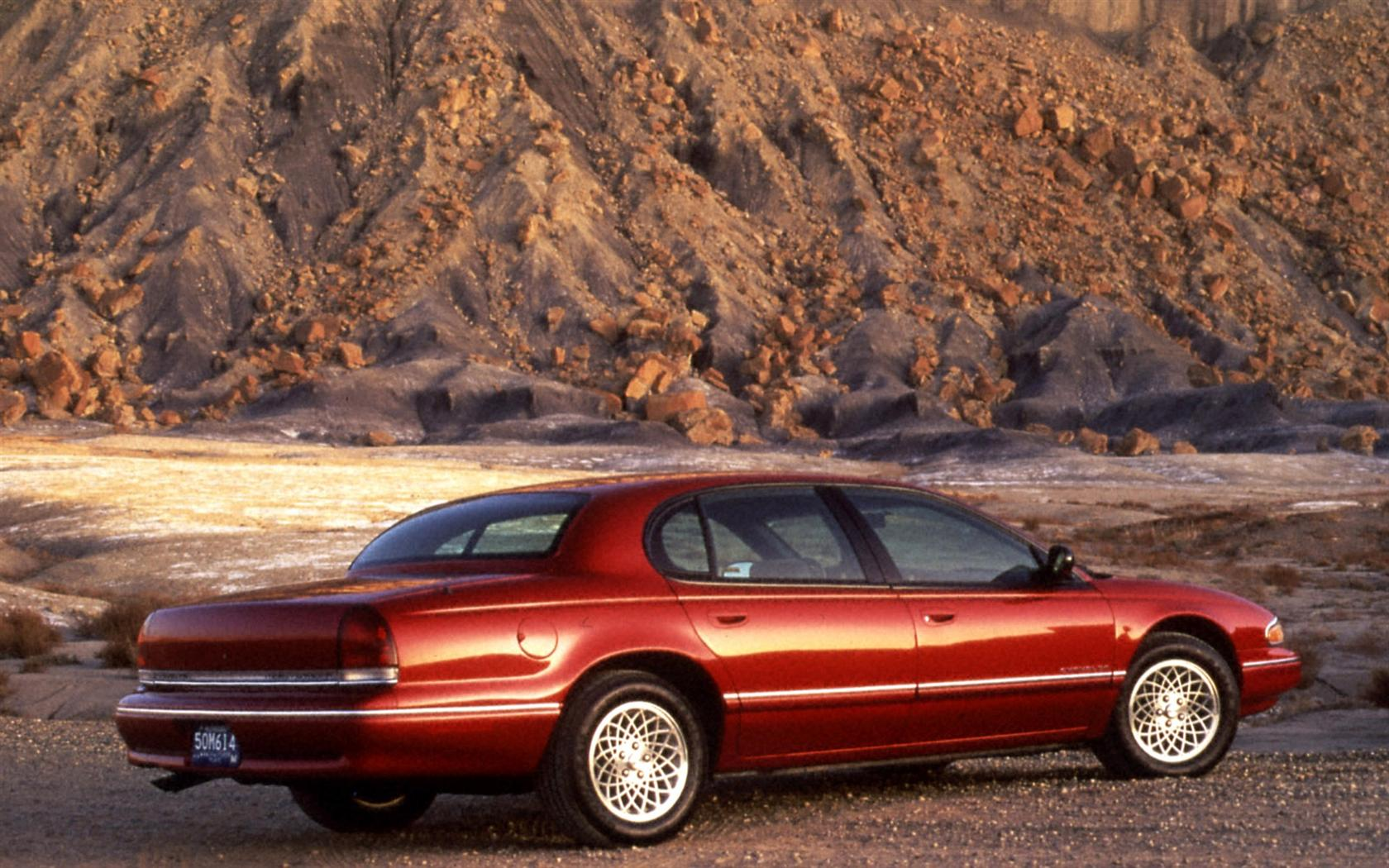 1994 Chrysler New Yorker #2