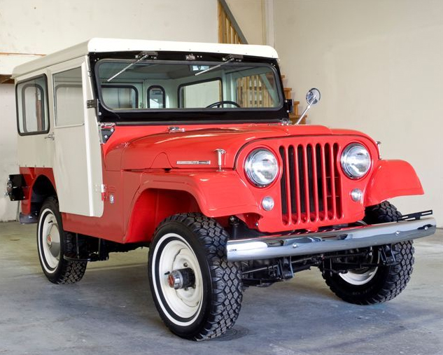 1965 Jeep Cj5 Photos Informations Articles Bestcarmag Com