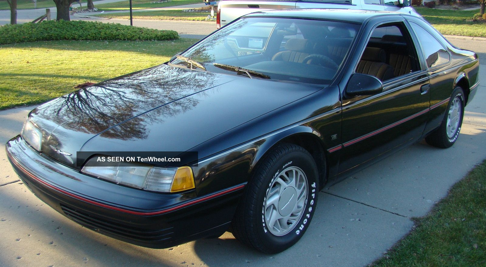 1991 Ford Thunderbird #6