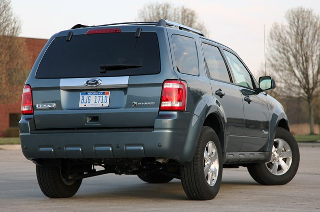 2010 Ford Escape Hybrid #5