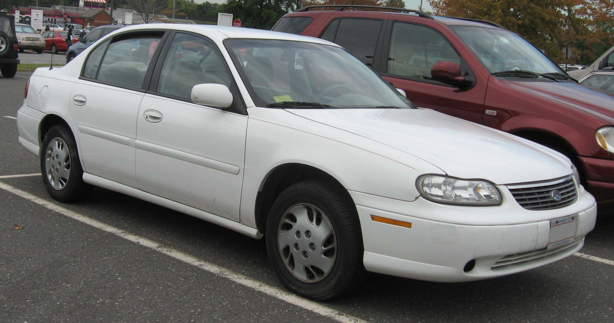 1999 Chevrolet Malibu Photos Informations Articles Chevy Power Steering Problem 5