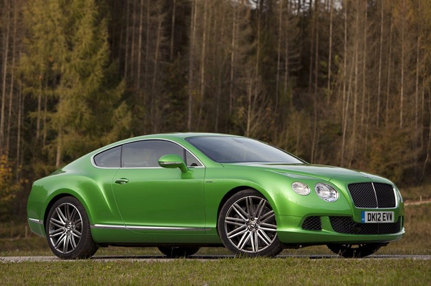 Bentley Continental Gt Speed #10