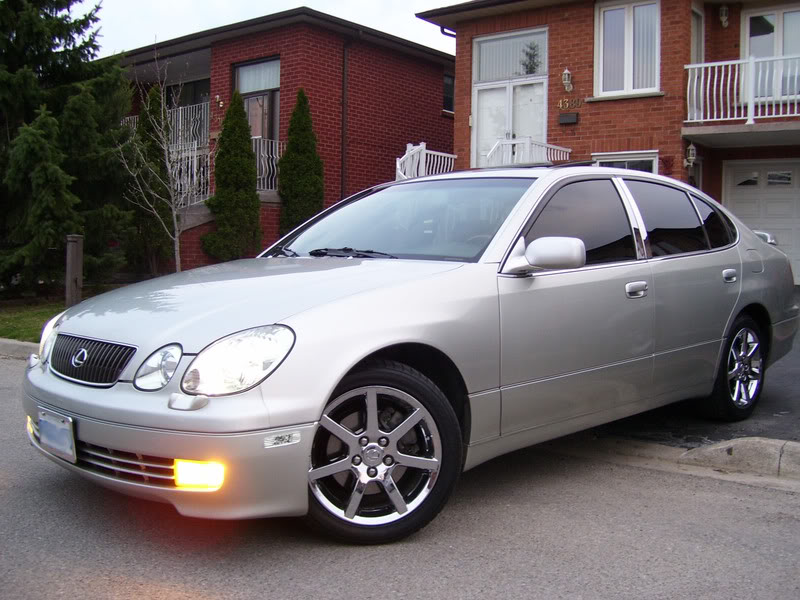 2003 lexus gs 430 photos informations articles. Black Bedroom Furniture Sets. Home Design Ideas