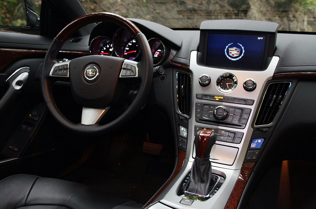 2012 Cadillac Cts Coupe #10