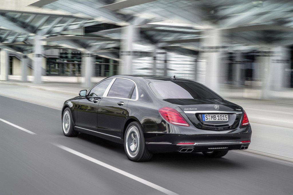 2016 Mercedes-Benz Maybach #5