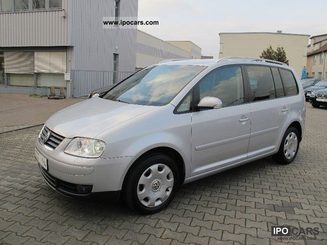 2005 volkswagen touran photos informations articles. Black Bedroom Furniture Sets. Home Design Ideas