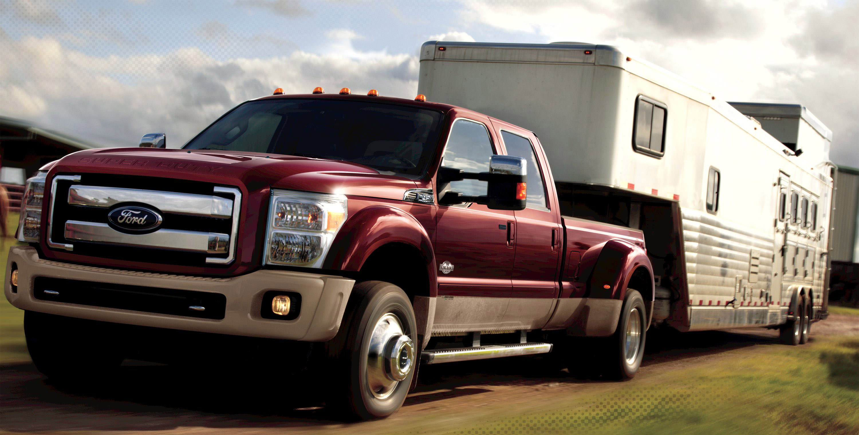 2010 Ford F-450 Super Duty #5