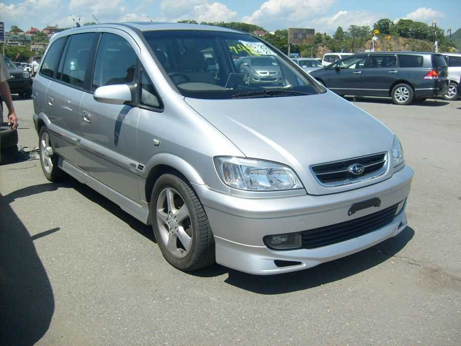 2005 Subaru Traviq #3