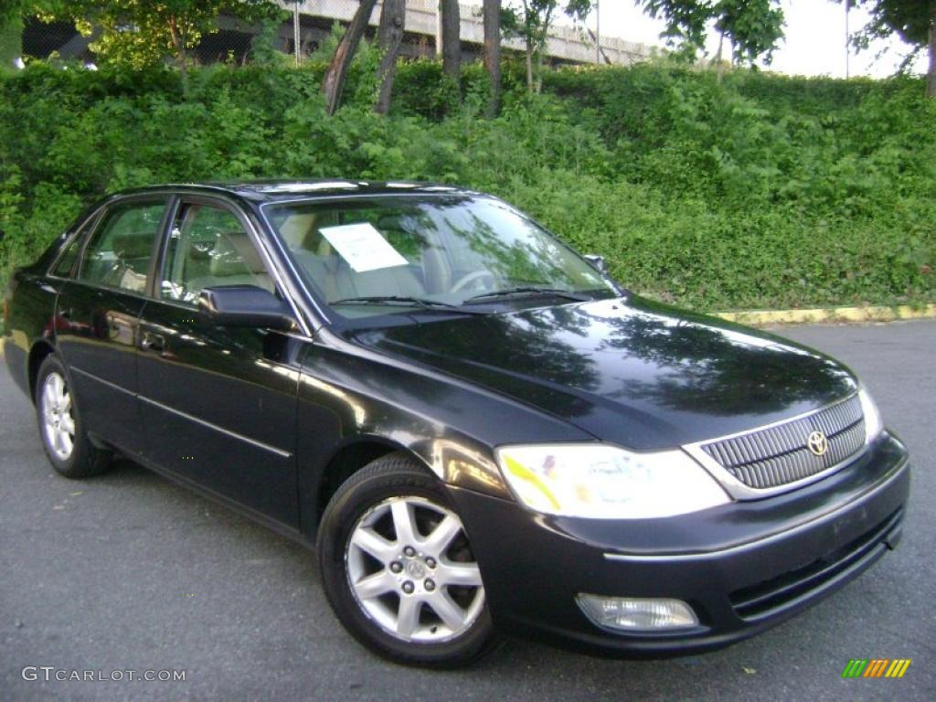 2000 toyota avalon photos informations articles. Black Bedroom Furniture Sets. Home Design Ideas