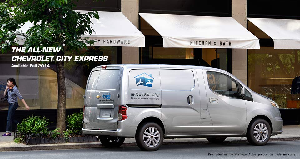 2015 Chevrolet City Express #15