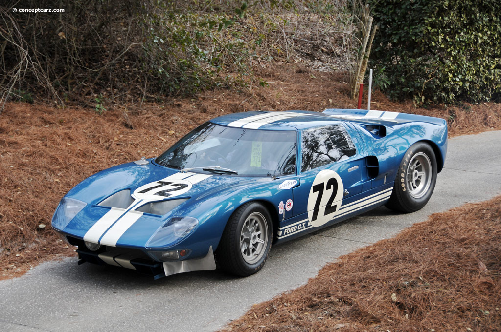 1964 Ford GT 40 #4