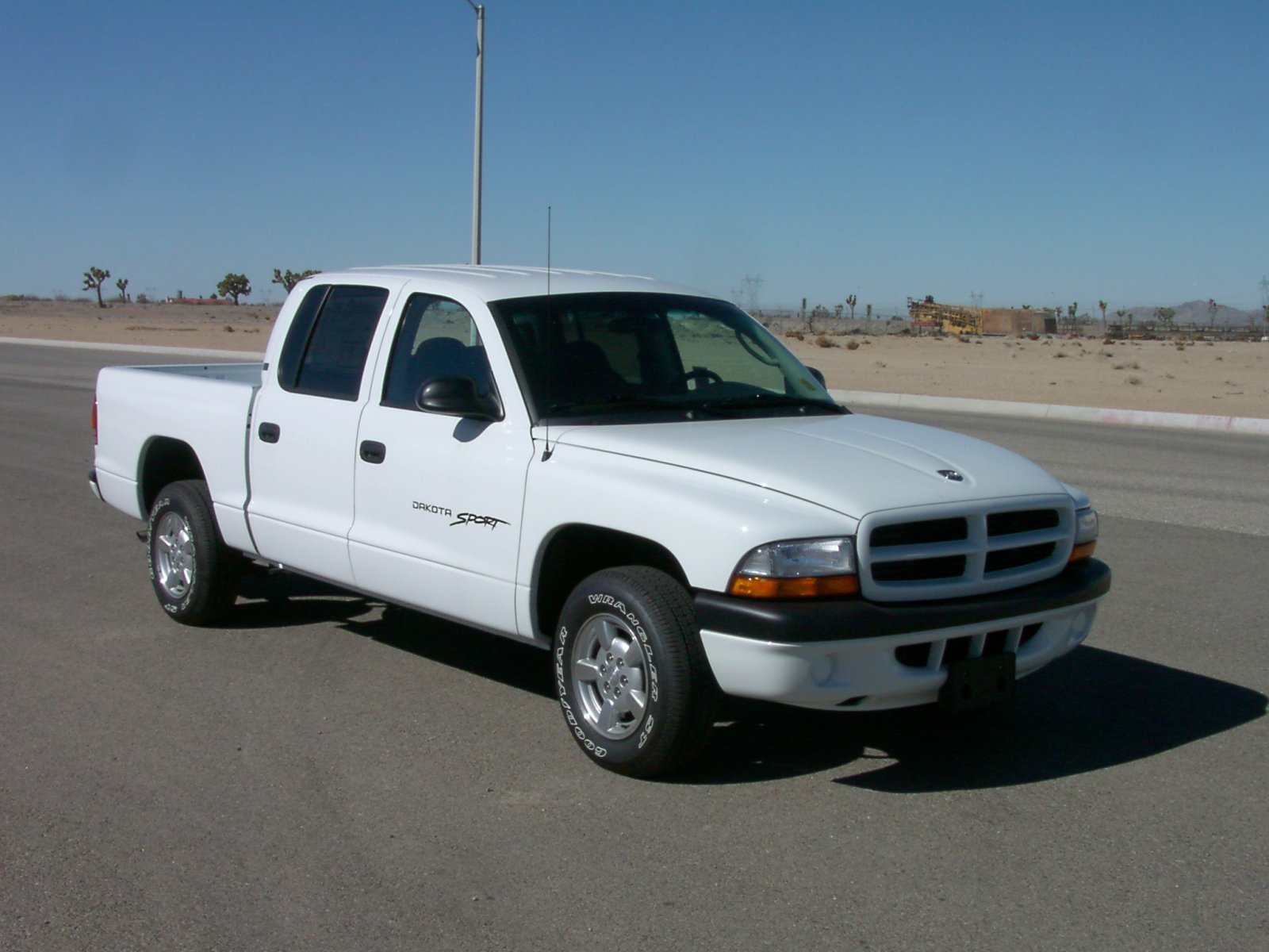 2001 Dodge Dakota #3