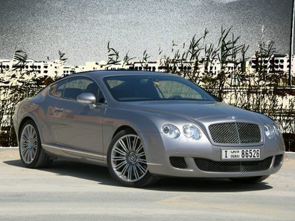2008 Bentley Continental Gt Speed #5