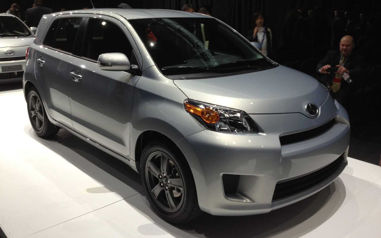 2014 Scion Xd #4