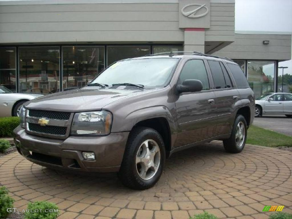 2008 Chevrolet Trailblazer #13