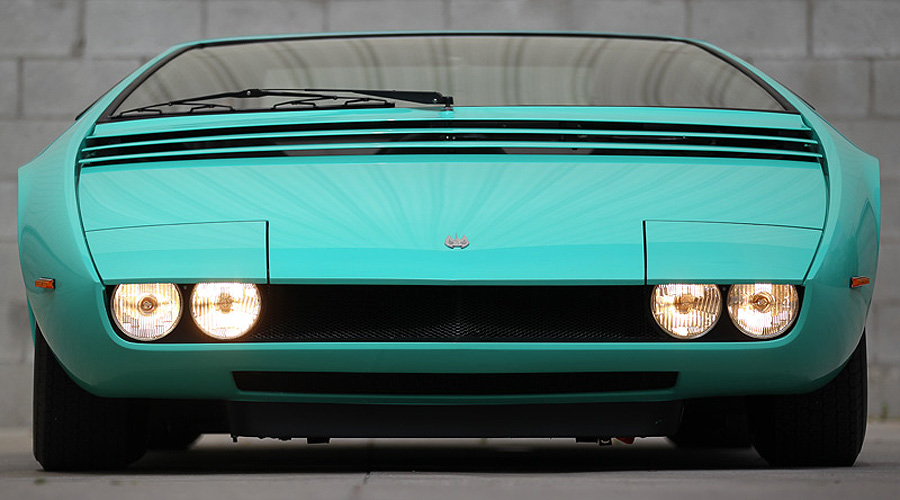Bizzarrini Manta #9