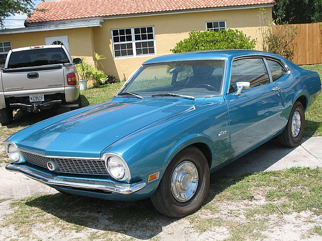 1970 Ford Maverick #3