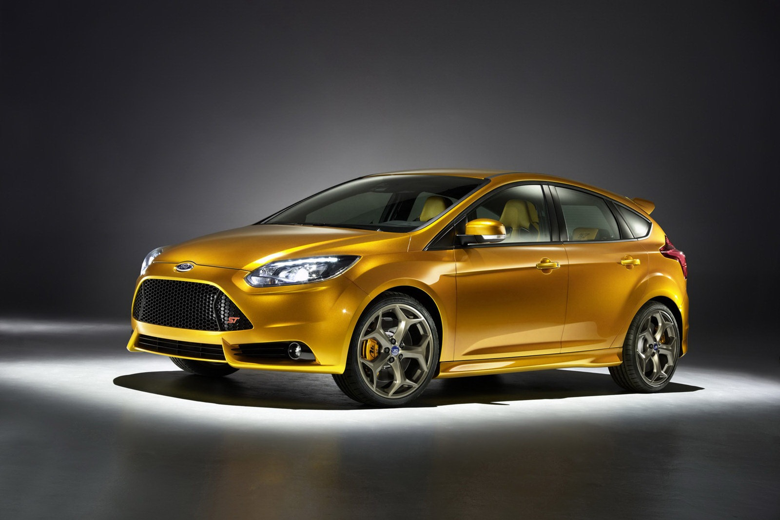 2013 Ford Focus St #6