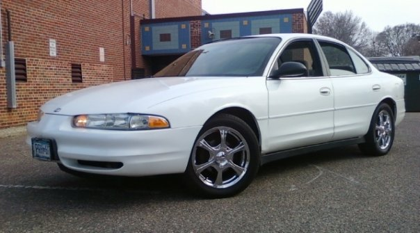 1999 Oldsmobile Intrigue #12