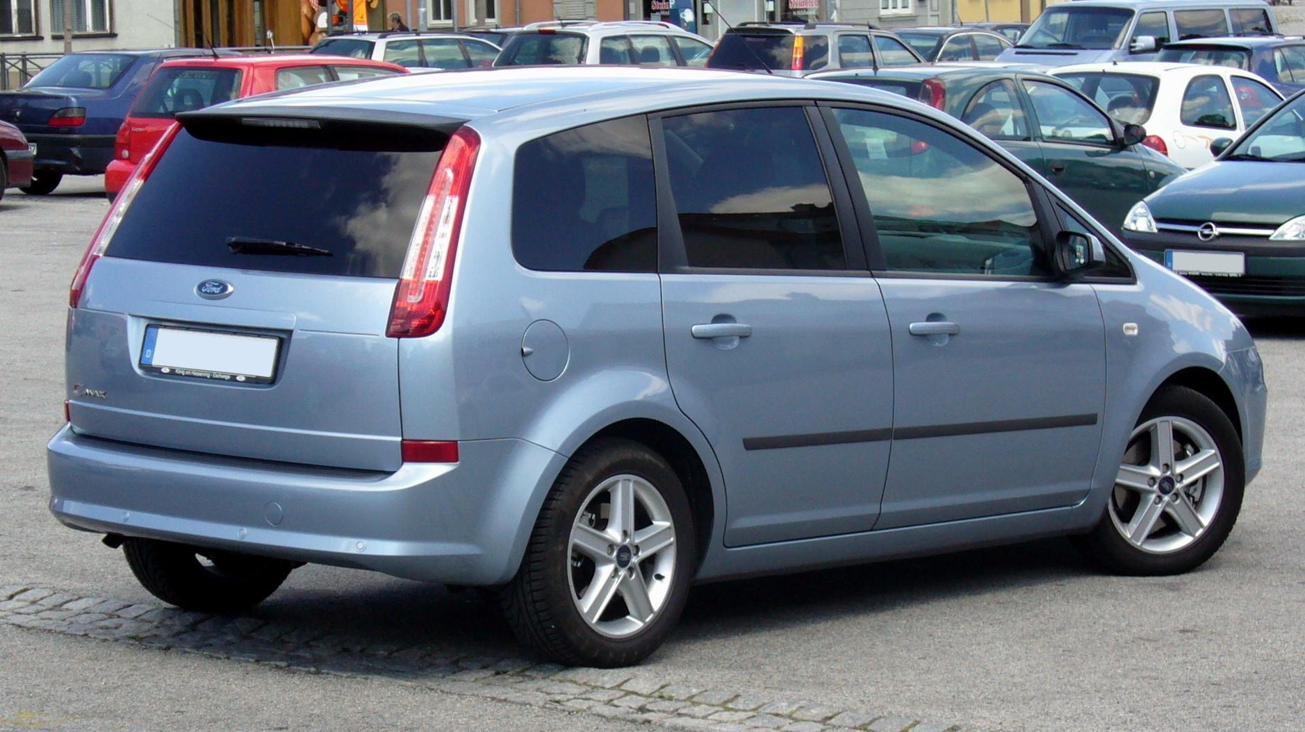 2007 Ford C-MAX #8