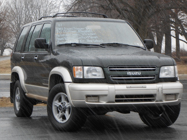2001 Isuzu Trooper #6