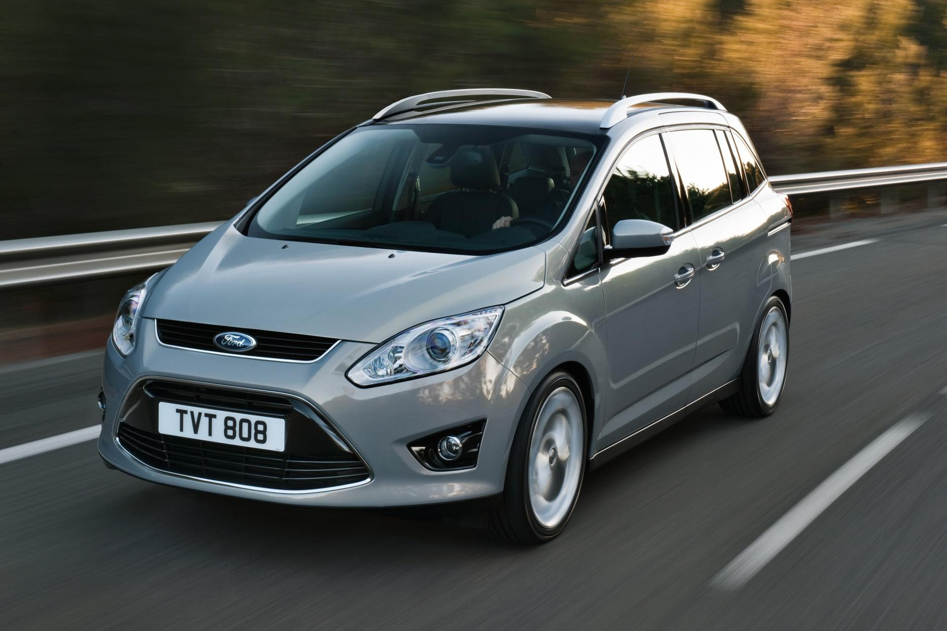 2011 Ford C-Max #4
