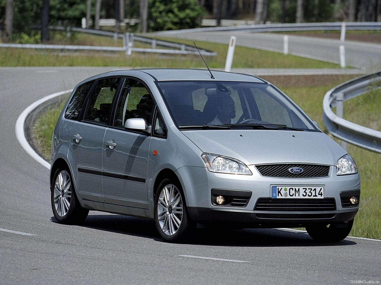 2003 Ford C-MAX #8