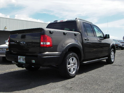 2007 Ford Explorer Sport Trac #13