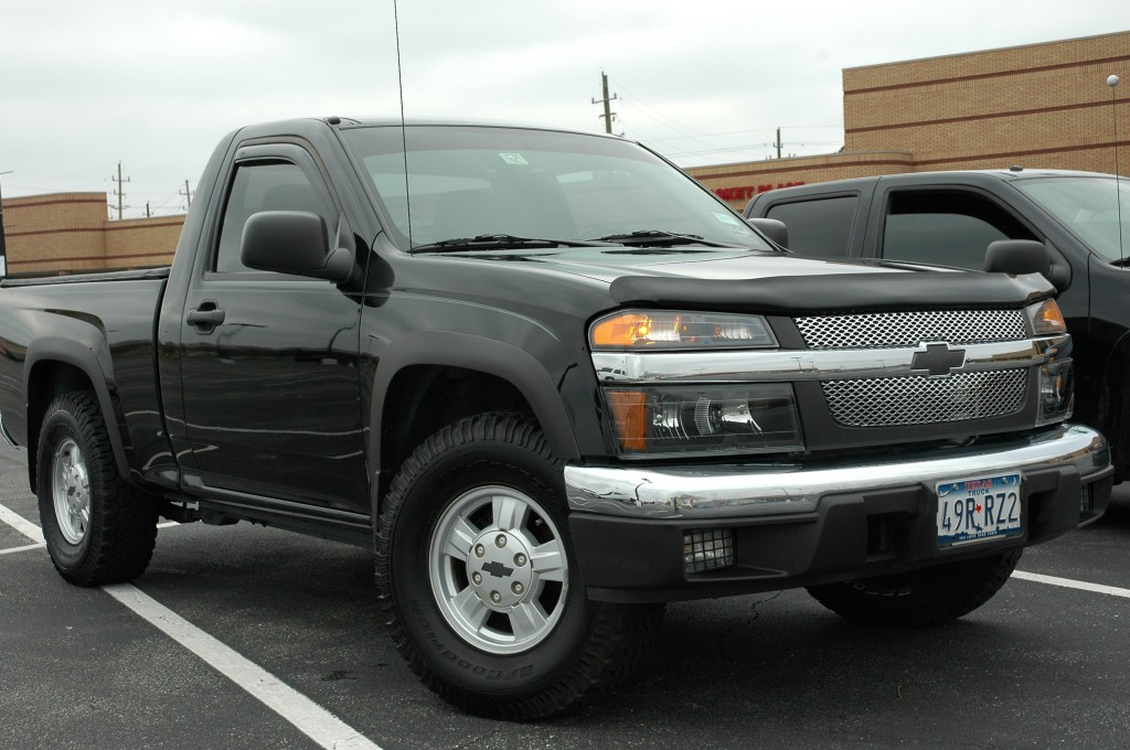 2005 Chevrolet Colorado #6