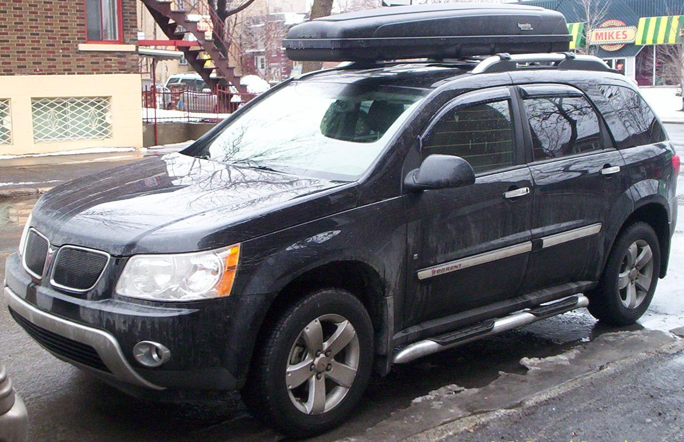 2006 Pontiac Torrent #5
