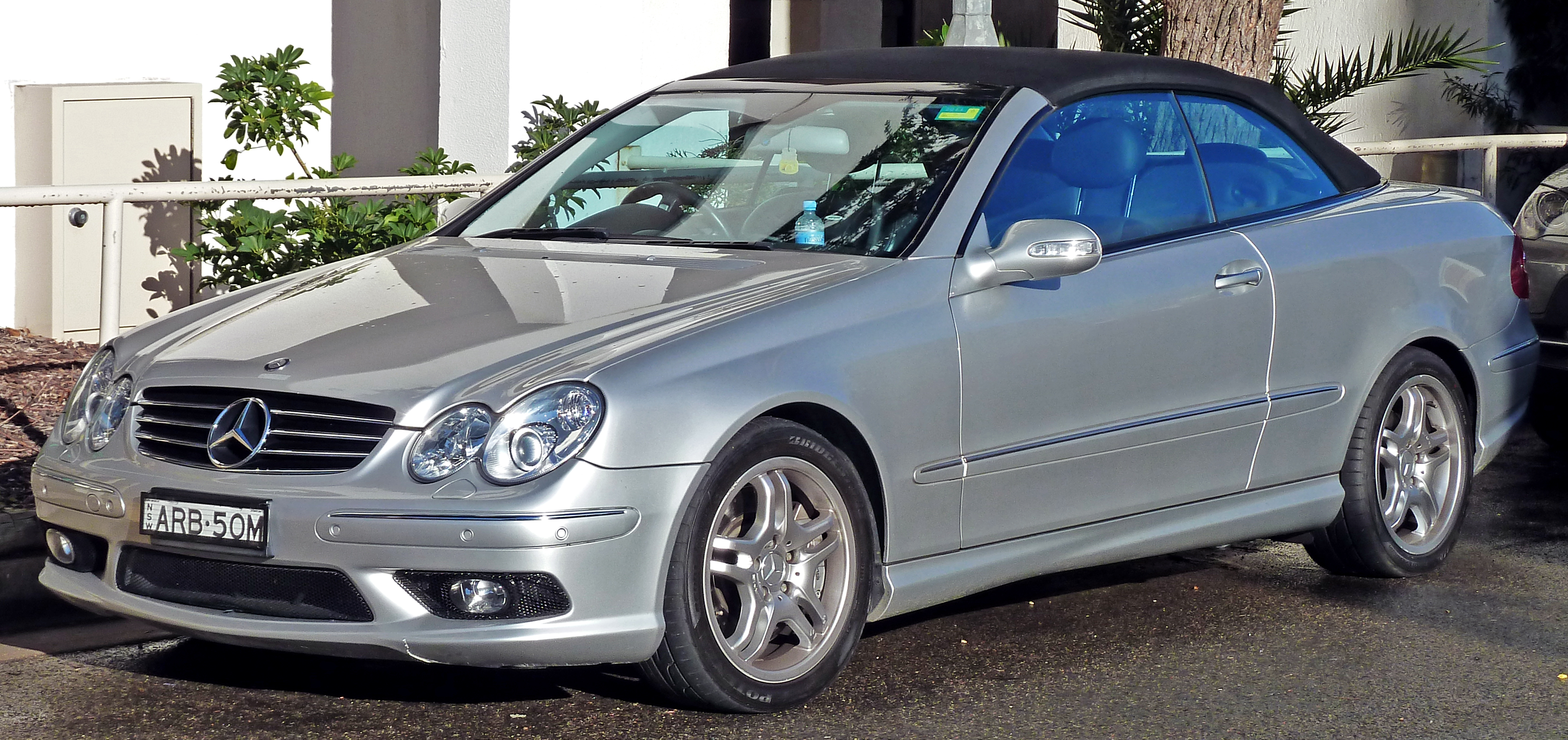 2003 Mercedes-Benz CLK #16
