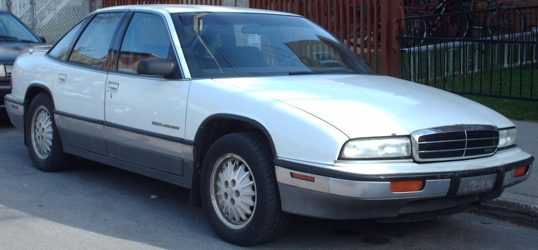 1990 Buick Regal #11