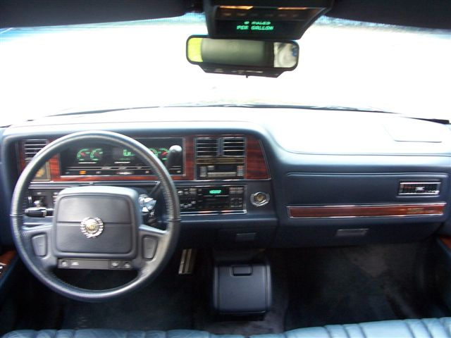 1992 Chrysler Imperial #12