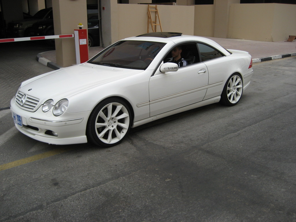 2003 Mercedes-Benz CL #2