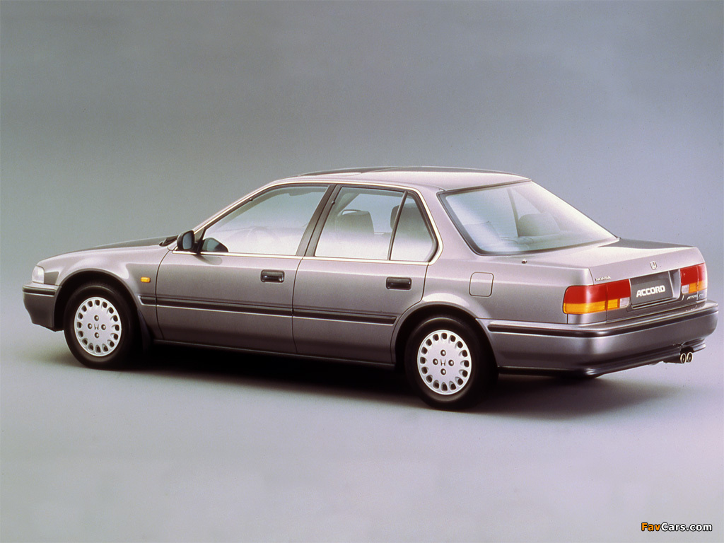 1990 Honda Accord #10