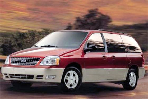 Ford Freestar #11