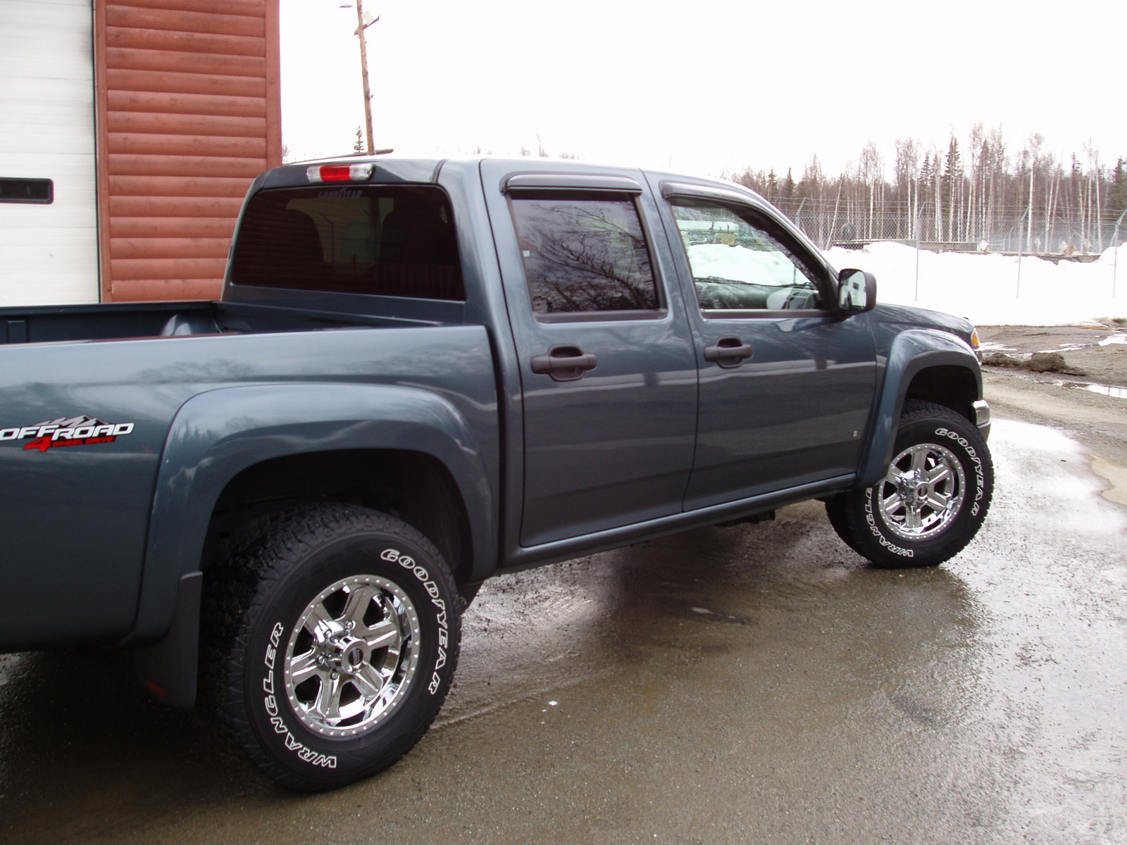 2006 GMC Canyon #10