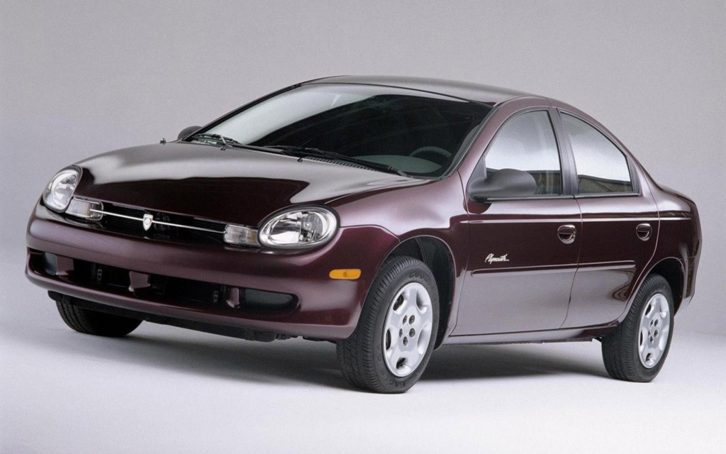 2001 Plymouth Neon #12
