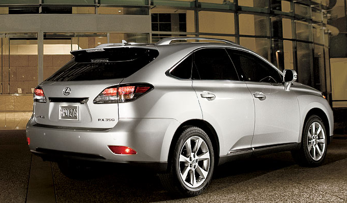 2010 Lexus Rx Photos Informations Articles Bestcarmag Com