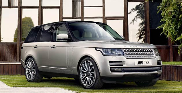 Land Rover ALL-NEW Range Rover #3
