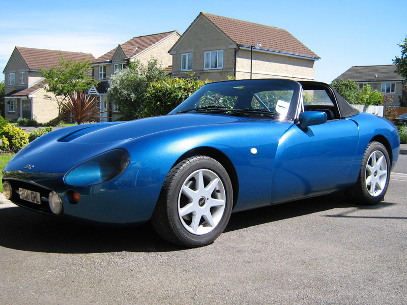 1995 TVR Griffith #15