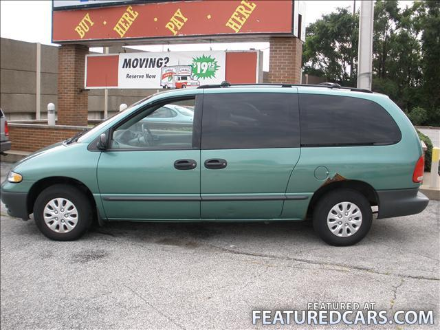 1999 Plymouth Grand Voyager #6
