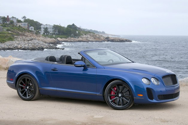Bentley Continental Supersports Convertible #19