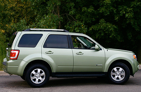 2010 Ford Escape Hybrid #12