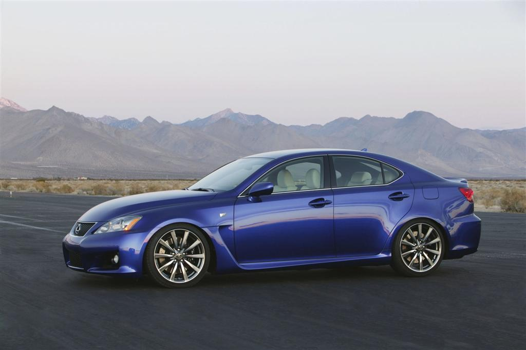 2009 Lexus Is F #13